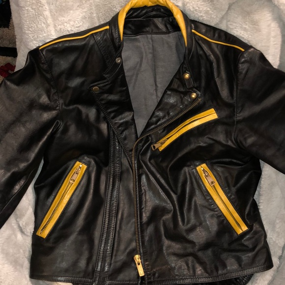 Other - Men's leather coat